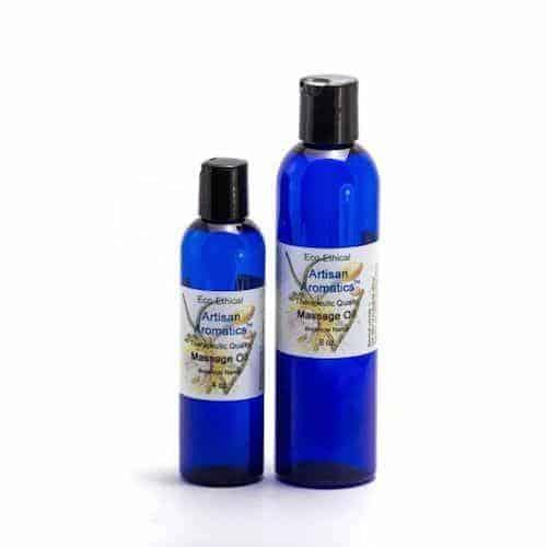 Artisan Aromatics Massage Oils