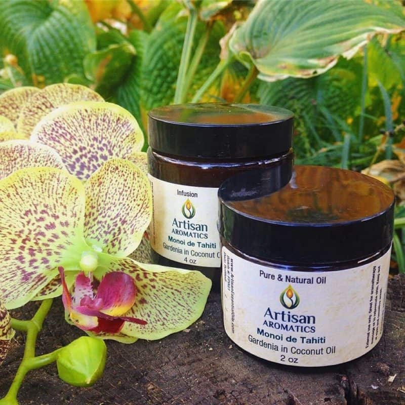 Monoi Body Cream from Artisan Aromatics
