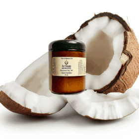Coconut Oil 76°, Organic
