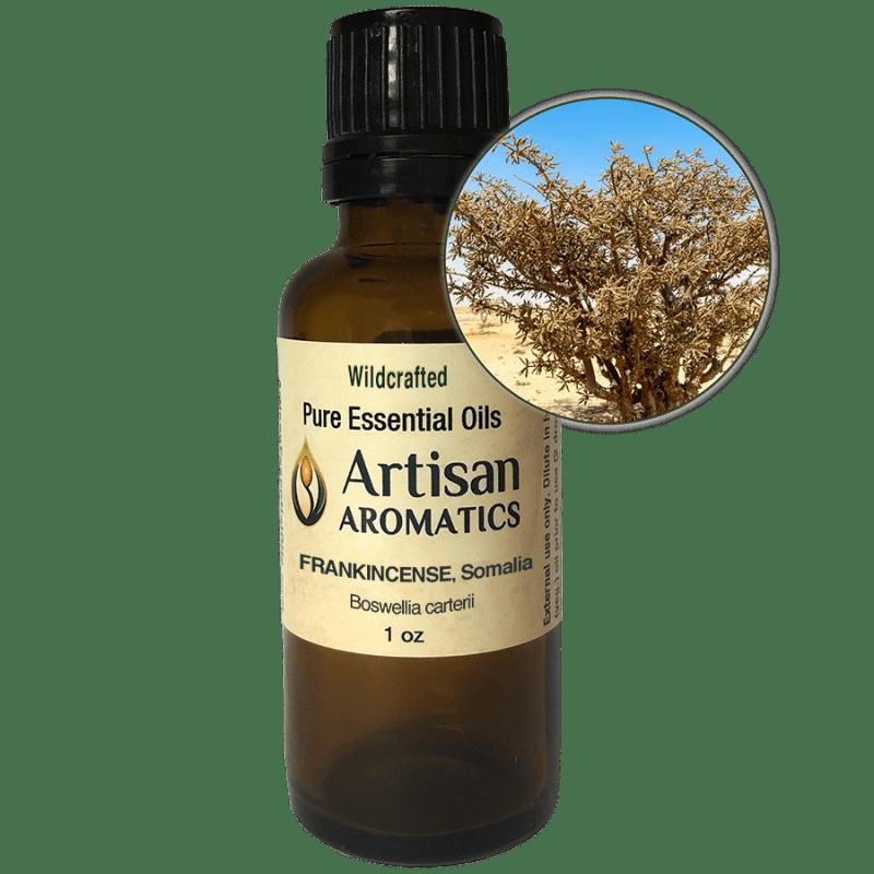 Frankincense Essential Oil, Somalia (Boswellia carterii)