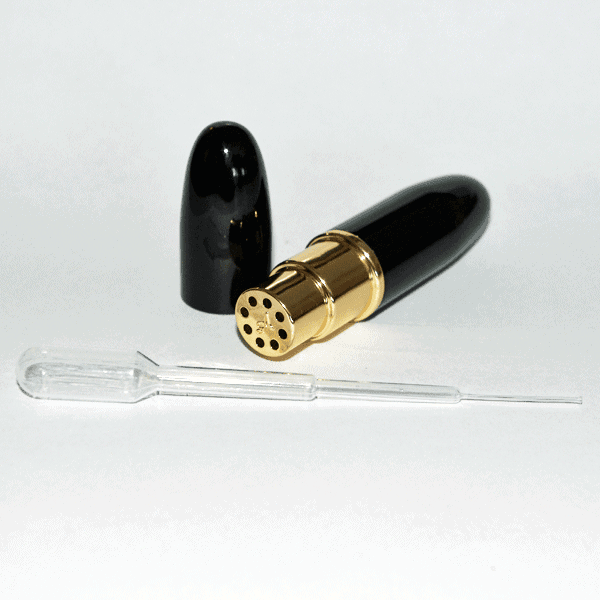 aroma inhaler includes micro-tip pipette