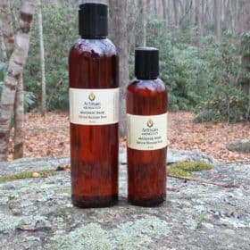 massage base oil artisan aromatics