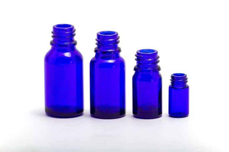 Essential Oil Bottles and Vials