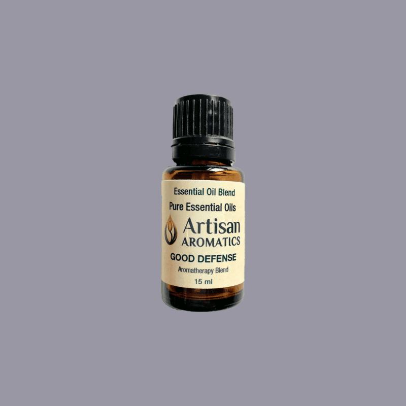 Good Defense Aromatherapy Blend - Antiviral