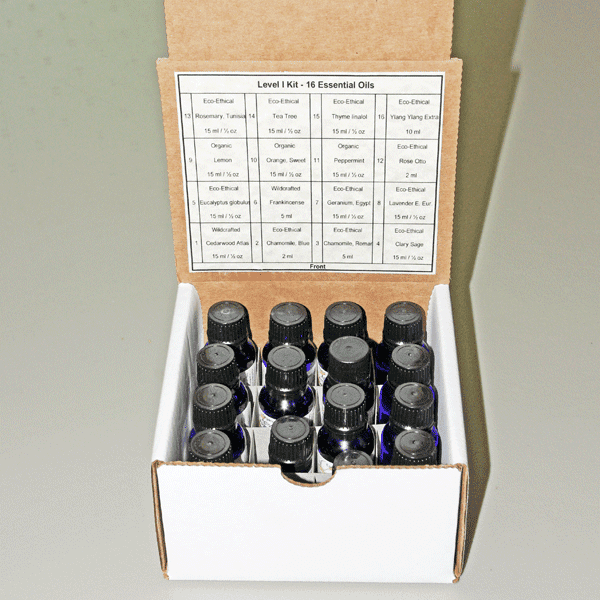 Aromatherapy Kits - Artisan Aromatics