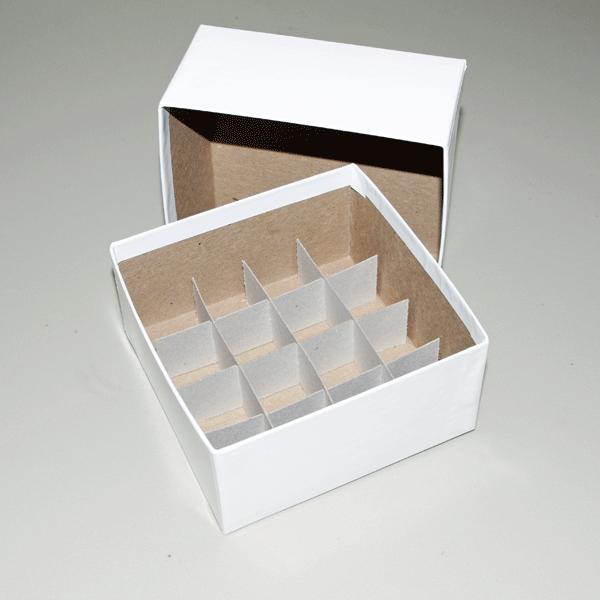 laboratory quality essential oil storage box