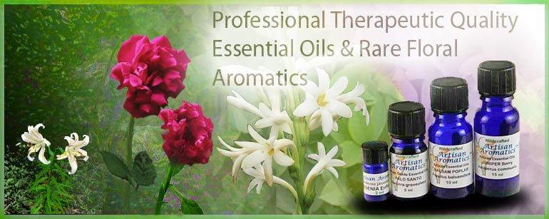 Artisan Essential Oils - Artisan Aromatics