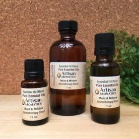 Mold & Mildew Essential Oil Blend - Artisan Aromatics