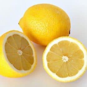 Lemon Essential Oil (Organic)