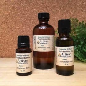 joint essential oil blend for pain