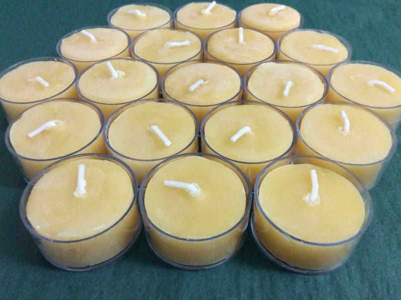beeswax tealight candles artisan aromatics