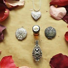 Aromatherapy Jewelry - Artisan Aromatics