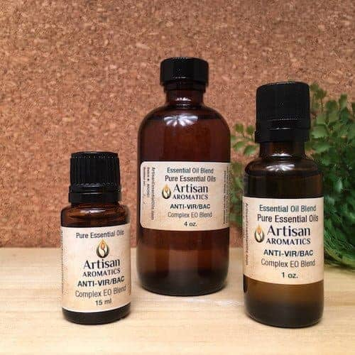 Safe Travels Aromatherapy Blend - Artisan Aromatics