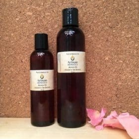 Arnica Oil - Carrier Oils: Organic Argan Oil & more.
