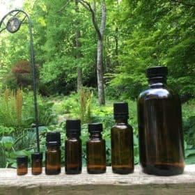 Essential Oil Bottles & Vials - Artisan Aromatics