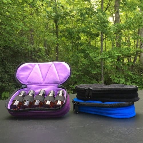 Essential Oil Carrying Case - Small - Artisan Aromatics