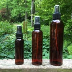 Essential Oil Spray Bottles - Artisan Aromatics