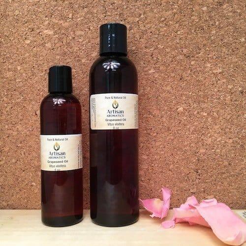 Grapeseed Oil - Carrier Oil - Artisan Aromatics