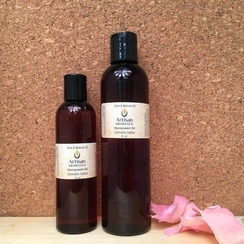 Hempseed - Carrier Oil - Artisan Aromatics