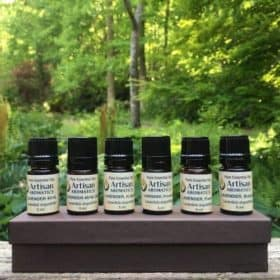Lavender Essential Oil Kit - Artisan Aromatics