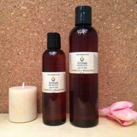 Let It Go Massage Oil Blend - Artisan Aromatics