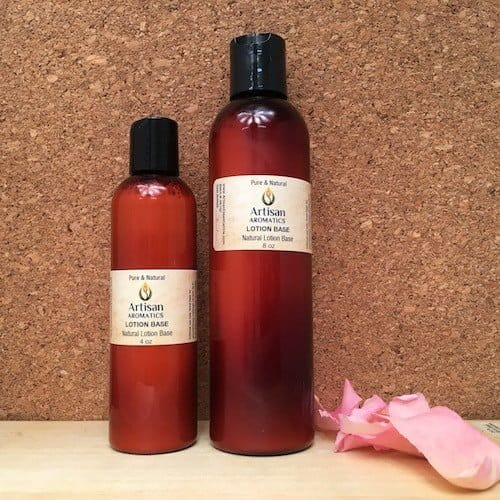 Lotion Base - Carrier Oil - Artisan Aromatics