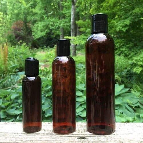 Massage Oil Bottles - Artisan Aromatics
