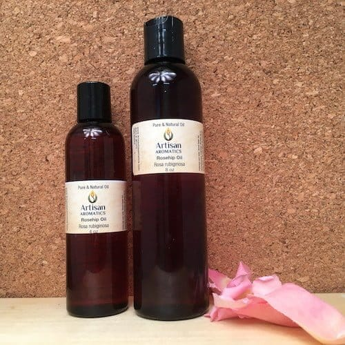 Rosehip Oil - Carrier Oil - Artisan Aromatics