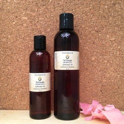 Safflower Oil - Carrier Oil - Artisan Aromatics