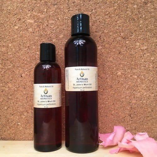 St. John's Wort Oil - Carrier Oil - Artisan Aromatics