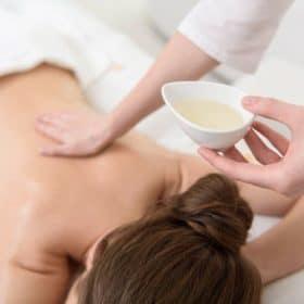 Massage Oils Blends