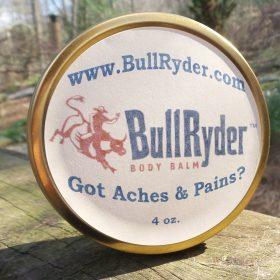 Artisan Aromatics BullRyder Balm