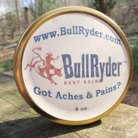 BullRyder Body Balm