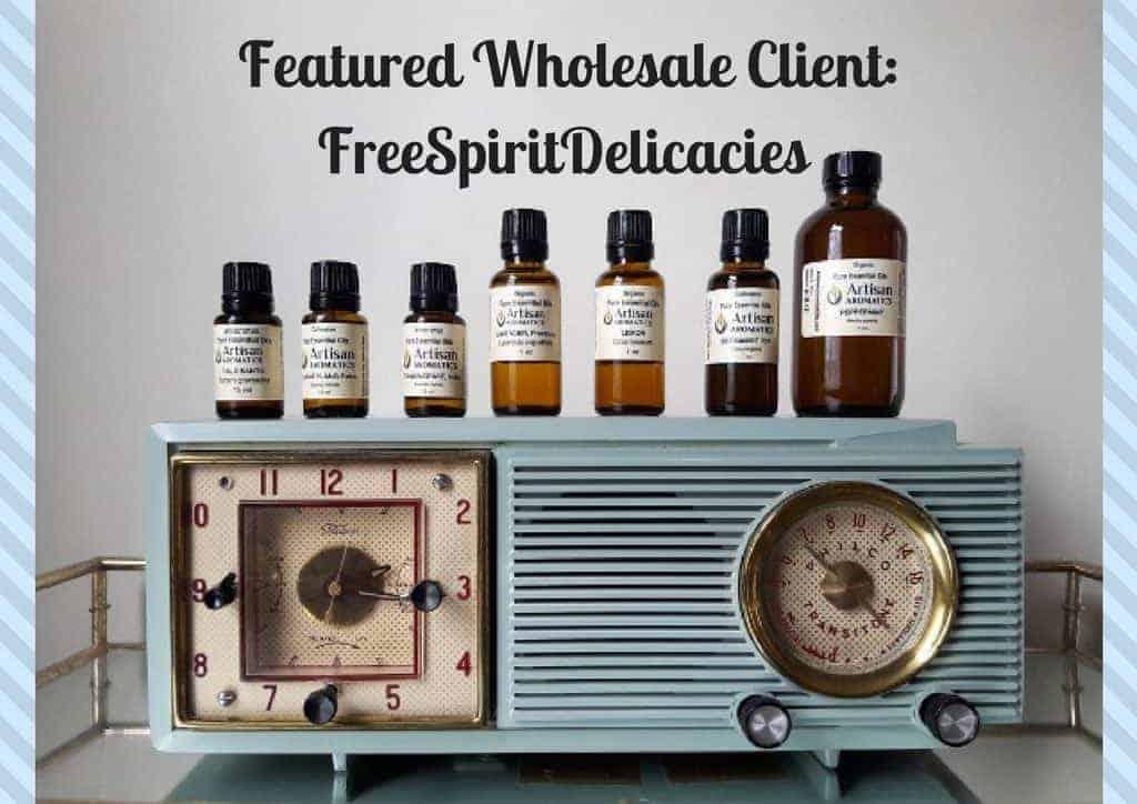 Featured Wholesale - Free Spirit Delicacies - Artisan Aromatics