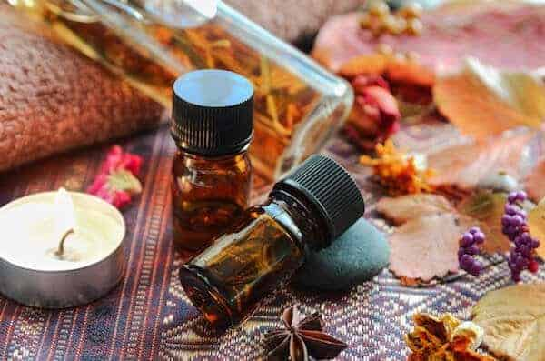 curated collection aromatherapy autumn 17