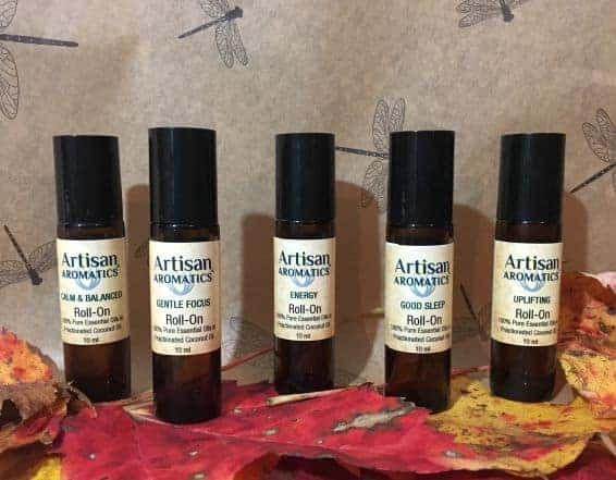 Essential Oil Roll-Ons   Aromatherapy Roll-Ons