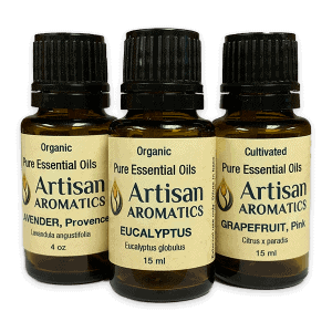 Artisan Aromatics Best Essential Oils