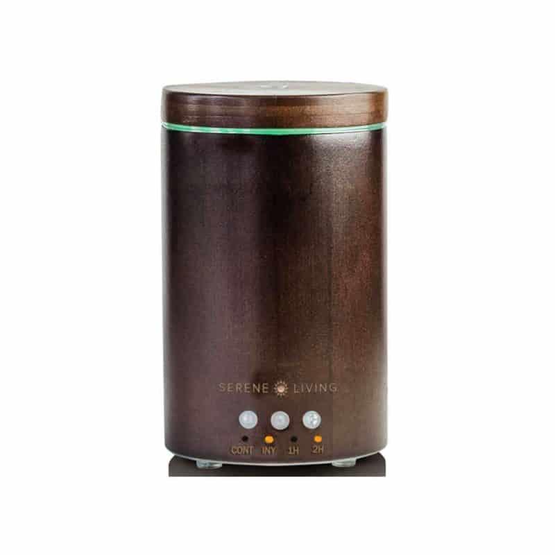 bamboo ultrasonic essential-oil-diffuser