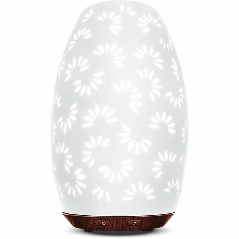 daisy ultrasonic essential oil diffuser