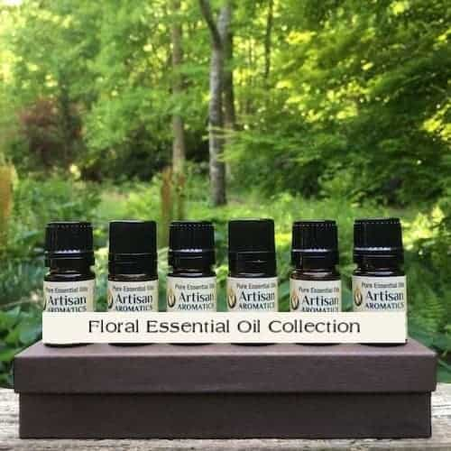 Floral Essential Oil Collection